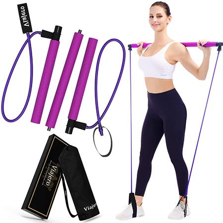 pilates bar kit | best butt workout tools