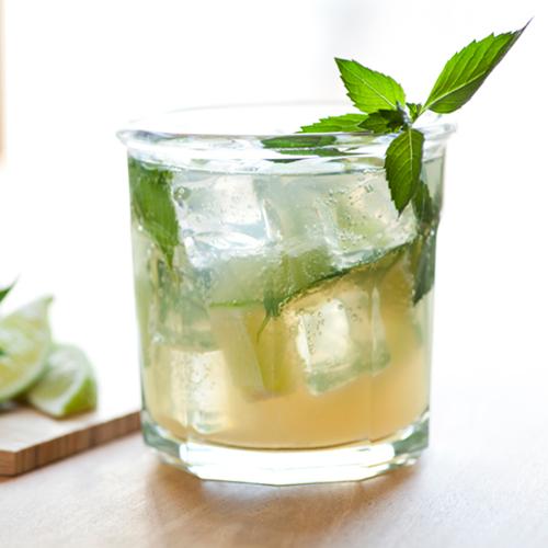 mockjito | non alcoholic cocktails