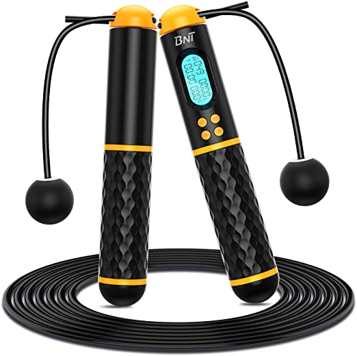 bnt cordless jump rope | best cordless jump ropes