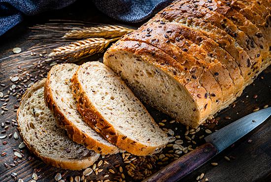 slice wheat bread | food allergies