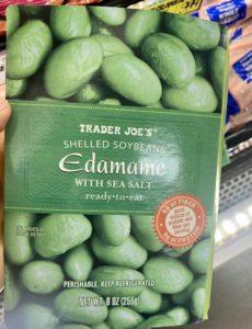 Trader Joe's Ready to Eat Edamame