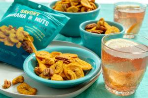 Trader Joe's Savory Banana and Nuts Trek Mix