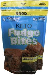 Trader Joe's Keto Fudge Bites