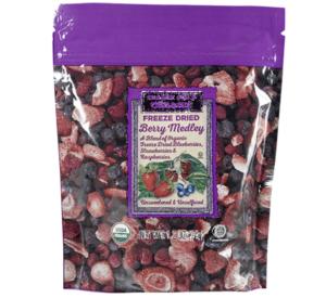 Trader Joe's Organic Freeze-Dried Berry Medley