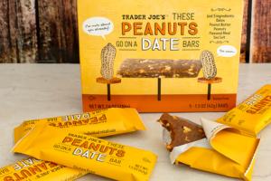 Trader Joe's Peanut and Date Bar