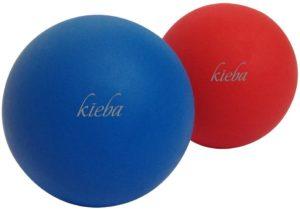 Two lacrosse balls--best myofascial release tools