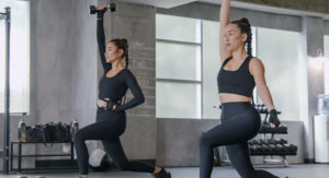 4 Weeks of Focus with Shay Mitchell--avoid exercise injury