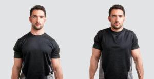 Shoulder circles--avoid exercise injury