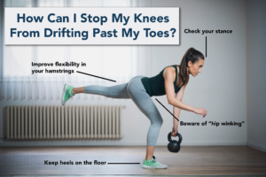 How Bad Is It for Knees to Drift Over Toes -- knees over toes do not do