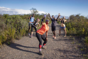 running group--running motivation