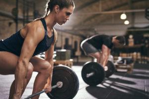 weight lifting -- bodyweight vs weight training