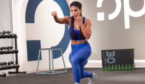 bomb body with Sophia Rose -- bodyweight vs weight training