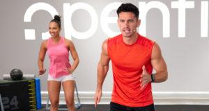 Bodyweight Bootcamp -- bodyweight vs weight training