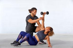 600 seconds -- bodyweight vs weight training