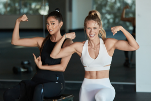 4 weeks of focus -- bodyweight vs weight training