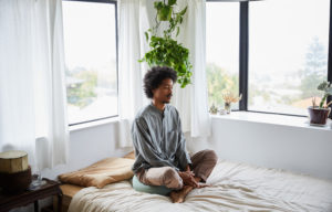 try a mindfulness practice -- how to treat yourself