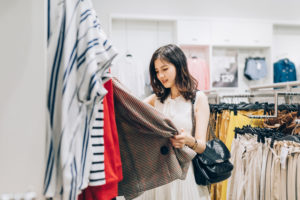 buy a new outfit or accessories -- how to treat yourself