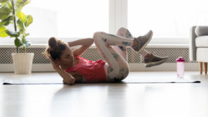 ignoring your core -- lower back pain