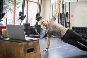 bring openfit with you -- gymtimidation