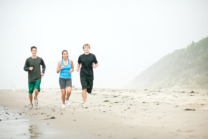 build a running community -- couch to 5k