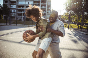 get family involved -- how to get your kids to exercise
