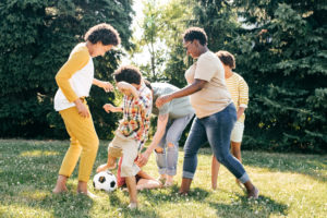try a sport -- how to get your kids to exercise