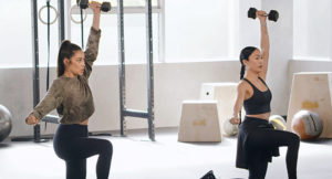 total body strength one -- workouts for the gym