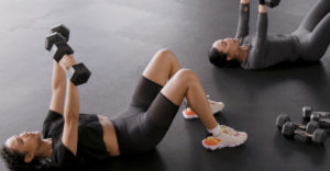 upper body strength one -- openfit workouts for the gym