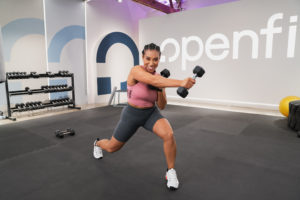 complex calorie burn two -- openfit workouts for the gym