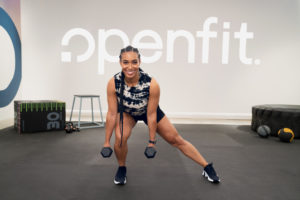 lower body heat one -- openfit workouts for the gym