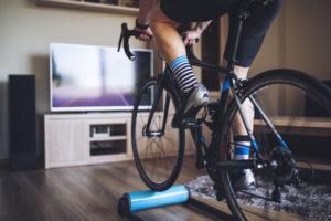 road bike for spinning -- road bike vs indoor cycling bike