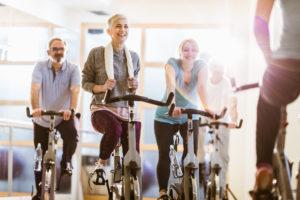 spin bike like road bike -- road bike vs indoor cycling bike