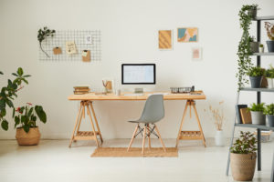 home office -- how to avoid burnout