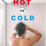 Pinterest how vs cold shower