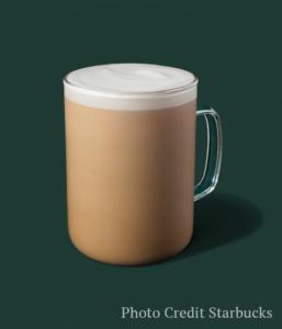 chai tea latte -- Starbucks fall drinks